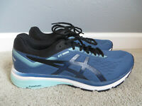 ASICS WOMEN'S GT-10007 BLUE BREATHABLE RUNNING/WALKING SNEAKERS SHOES SIZE 11.50
