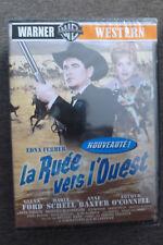 DVD western la ruée vers l'ouest neuf emballé 1960 avec glenn ford
