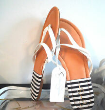 JESSICA SIMPSON (RORIE THONG SANDAL) WOMENS SIZE 6 BRAND NEW!!