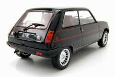 Miniature Renault 5 Alpine Turbo de 1982 R5 Alpine Voiture de Collection 1/24