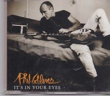 Phil Collins-Its In Your Eyes cd maxi single
