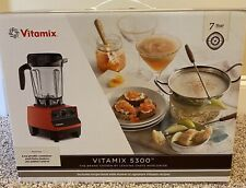 Vitamix 5300 Blender w/ Bpa-Free 64oz Container & Recipe Book 975486 Brand New
