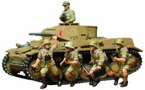 German Panzerkampfwagen II 1:3 5 Plastique Model Kit 35009 Tamiya