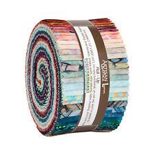 Kaufman Batik Rollup Jelly Roll, DESERTSCAPES,  RU-874-40