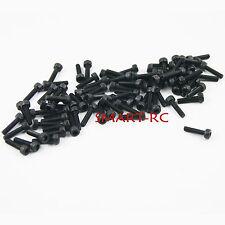 80pcs of Wheel screws bolts for HPI Rovan KingMotor Baja 5b SS 5T SR
