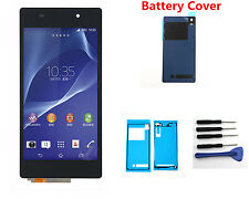 For Sony Xperia Z2 D6502 D6503 D6543 L50W LCD Screen + Touch Digitizer Assembly
