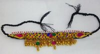 Handmade Afghan-Kuchi-Tribal-Necklace-Jewelry for children from Pakistan (GO)