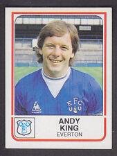 Panini - Football 84 - # 79 Andy King - Everton