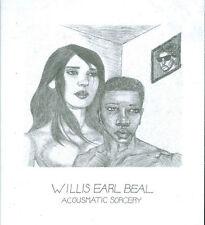 WILLIS EARL BEAL Acousmatic Sorcery 2012 UK vinyl LP + booklet