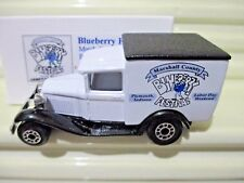 MATCHBOX MB38 2004 PLYMOUTH IN BLUEBERRY FESTIVAL MINT*