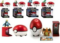 TOMY Pokemon Catch n Return Pokeball Trainer Choice 4+ Toy Game Play Poke Ball