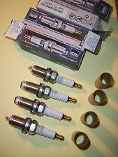 4 X Beru 14FR-6LDU Ultra  LPG SparkPlugs HONDA ACCORD, CIVIC, CRV, STREAM etc.