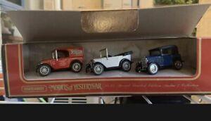 FREE POST FREE POST FREE POSTMatchbox Models of Yesteryear - YS-65 1928 x 3
