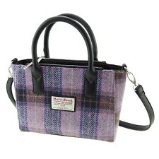 Ladies Authentic Harris Tweed Small Tote Bag With Shoulder Strap LB1228 COL 34