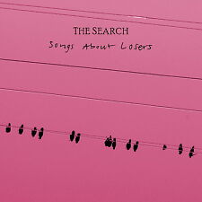 """The Search """"Songs About Losers"""" (Digifile CD, 2016, NEU)"""