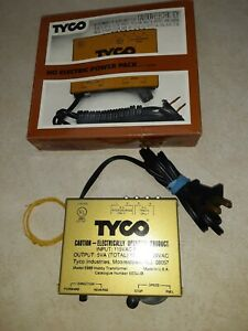 Tyco HO Electric Power Pack No. 899 Transformer