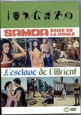 SAMOA, Regina della jungla + AFRODITE, Dea dell'amore - 2 DVD NUOVO E SIGILLATO