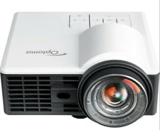 Optoma ML1050ST+ 3D Ready Short Throw DLP Projector - 16:10