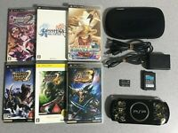 Sony PSP 3000 One Piece Romance Dawn Limited Console with 6games Japan