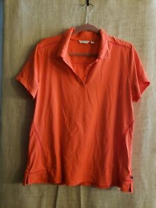 """lady hagen golf shirt size extra large bright and beautiful 25"""" long 20.5"""" wide"""