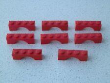 LEGO 3659# 8x ponte 1x4 ROSSO 7939 368 10027