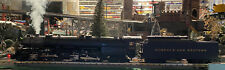 O Scale MTH 20-3061-1 Norfolk & Western Class A Steam Engine w/PS1 Excellent