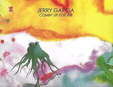 """GRATEFUL DEAD JERRY GARCIA """"COMIN' UP FOR AIR"""" LIVE SANTA CRUZ CA 10/16/85 2-LPS"""