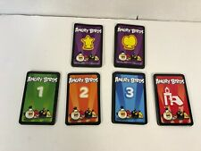Angry Birds Knock On Wood Replacement Deck of Mission & Points Cards