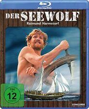 DER SEEWOLF (Raimund Harmstorf, Edward Meeks) Blu-ray Disc NEU+OVP