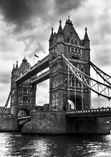 TOWER BRIDGE LONDON A3 ART PRINT PHOTO POSTER YF6094