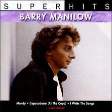 Barry Manilow: Super Hits Barry Manilow Audio CD