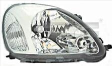 Headlight Front Lamp Left Fits TOYOTA Echo Vitz Yaris 2003-2005 Facelift