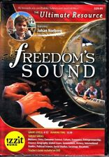 The Ultimate Resource: Freedom's Sound 2007 DVD Izzit Estonia Piano Comp SEALED