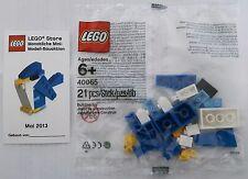 LEGO ® 40065 Kingfisher Martin pescatore promo polybag NUOVO & OVP RARO NEW 6015983