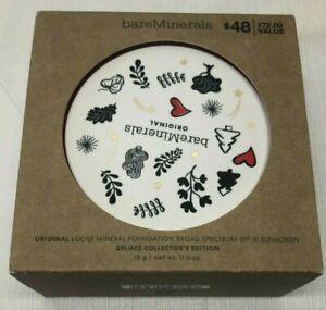 BareMinerals Original Foundation Deluxe Collectors Edition SPF 15 Medium Beige