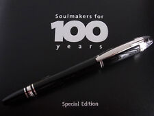 Montblanc Starwalker Soulmakers for 100 years Special Edition Fountain Pen M