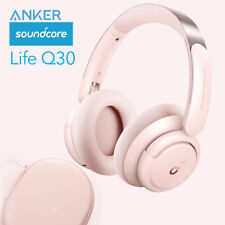 Soundcore Life Q30 Wireless Over Ear Headphones Hybrid Active Noise Cancelling