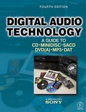 Digital Audio Technology: A Guide to CD, MiniDisc, SACD, DVD(A), MP3-ExLibrary
