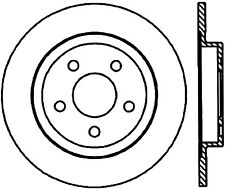 Disc Brake Rotor-Sedan Rear Right Stoptech 128.62064R