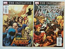 The New Avengers 28, 29, 30, 31 Marvel Comics Lot 2005 NM/NM++ Condition