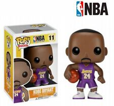 LAKERS NBA/ FUNKO POP KOBE BRYANT PURPLE JERSEY  #11  IN BOX