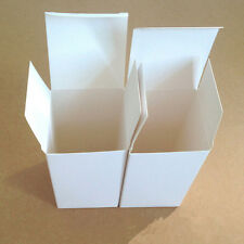 Kraft Paper Cardboard Box Gift Cosmetic Perfume Party Wedding Favor Packing Box