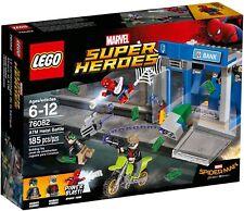 LEGO 76082 Marvel Super Heroes ATM Heist Battle - BRAND NEW SEALED