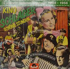 """KINO SCHLAGER - SCHÖNE STUNDEN 1954-1956  12""""  LP  (P650)"""