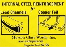 Morton Strongline Reinforcement for Stained Glass Strong Line