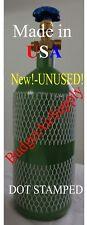 20 Cu Ft Made Usa Oxygen Tank Cylinder Cga540 Valve Hvac Welding Ships Empty