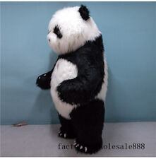Inflatable Chinese Panda Bear Mascot Costume Plush Suit Adult Dress Outfit Party