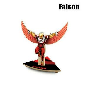 LOWE'S - THE FALCON - 2016 - BUILD AND GROW MARVEL AVENGERS WOODEN KIT - NIP