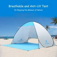 KEUMER Automatic Camping Tent Ship Beach Tent 2 Persons Tent Instant Pop Up Open