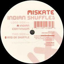 MISKATE - Indian Shuffle EP - Einmaleins Musik
